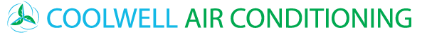 Coolwell Air Conditioning Logo